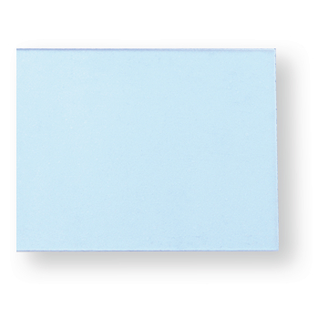 Verre blanc protection 98x75 mm